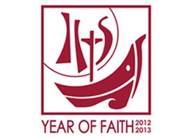 Year of Faith mini-logo